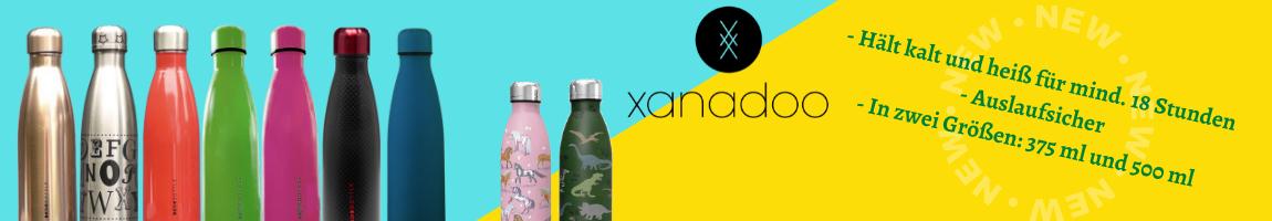 Xanadoo Trinkflaschen