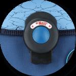 Ergo Primero mit kindgerechtem Magnetschloss