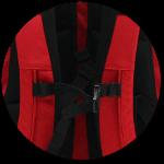 ergonomisches Rückengurtsystem