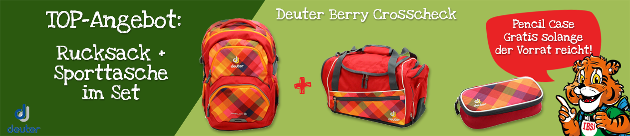 Angebot Deuter Berry Crosscheck