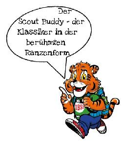 Der Scout Buddy - Der Klassiker von Scout
