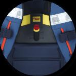 McNeill Ergo Primero SmartFlex Tragesystem