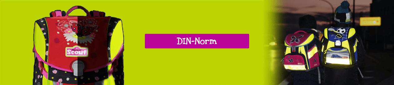 Schulranzen DIN 58124