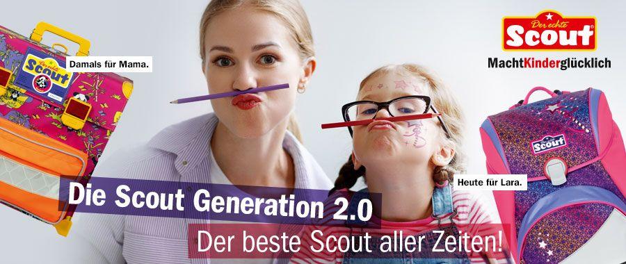 Scout Markenseite