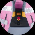 McNeill Ergo Explorer SmartFlex Tragesystem