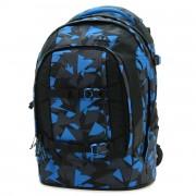 308f3a4e17d13 satch pack Blue Triangle Dreiecke Blau
