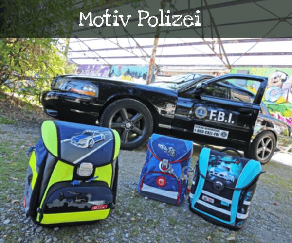 Polizei für Jungs