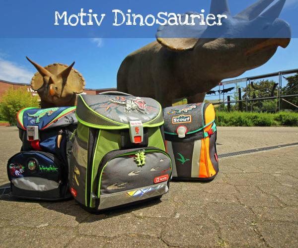 Jungs mit Dinosaurier