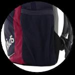 elastische Seitentasche