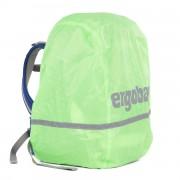 4768950549aa7 ergobag Regencape Reflektierend   Fluoreszierend Grün