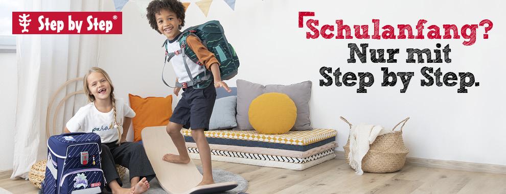 Step by Step Markenseite