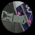 Step by Step e-Space Brustgurt