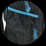 Seitentaschen des YZEA Go