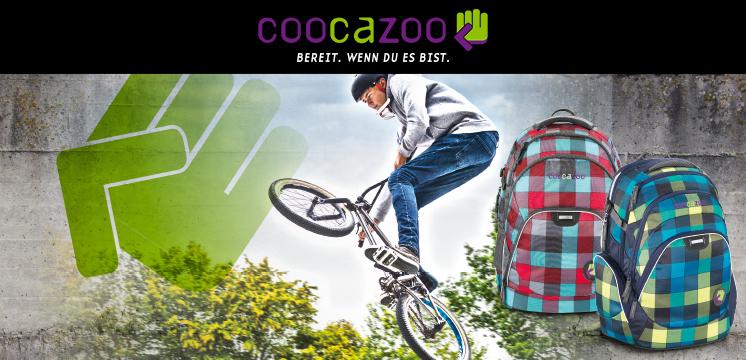 Die coocazoo Markenwelt