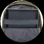 Frontfach Tablet geeignet