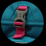 deuter rucksack verschluss