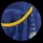 Zwei Seitentaschen