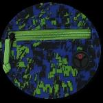 Kopfhörerausgang und Fleece-Tasche